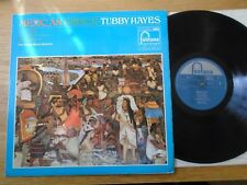 TUBBY HAYES MEXICAN GREEN 1ST STEREO UK FONTANA LP 1968 SFJL 911