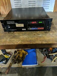 Fuji Electric infrared gas analyzer ZRH2GME2-6BAYY-NFAA