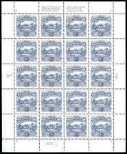 Scott 2590, $1 Surrender at Saratoga Full Sheet of 20 Stamps - Stuart Katz