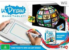 Accessorio - UDraw GameTablet + UDraw studio - Tavoletta Grafica - Wii