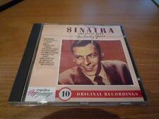 FRANK SINATRA GREATEST HITS : THE EARLY YEARS CD (CBS Records)