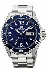 Orient Mako II Automatic FAA02002D9 Blue Dial Stainless Steel Men's Watch