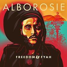 ALBOROSIE - FREEDOM & FYAH NEW CD