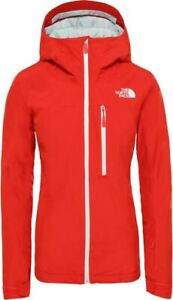 THE NORTH FACE Descendit T93M1415Q Insulated Ski Snowboard Jacket Hooded Womens
