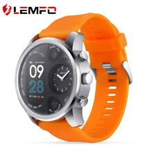 LEMFO Bluetooth Smart Watch Heart Rate Waterproof Smartphone For Android iOS