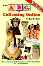 The ABD's of Collecting Online Paperback Book 3rd Third Edition Buy Sell Antique
