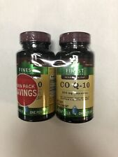 Finest Nutrition CO Q-10 - 200mg - 90 Softgels Exp: 11/2020