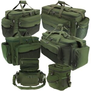 NGT NEW FISHING BAGS CARRYALLS BREW BAG BAIT TACKLE BAGS LARGE HOLDALLS