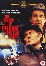 The Taking Of Pelham One Two Three starring starring Walter Matthau [DVD]