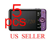5pcs Clear LCD Screen Protector Guard For Sony CyberShot DSC-WX9