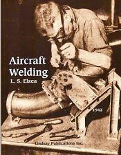 Aircraft Welding by L. S. Elzea / welding / metalworking
