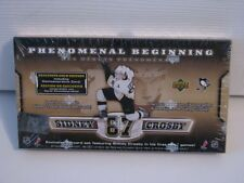 2005 05-06 Upper Deck Phenomenal Beginning Set!  Sidney Crosby