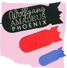 PHOENIX - WOLFGANG AMADEUS PHOENIX (CD) 2009 NEW