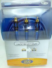 IXOS XHK235 Subwoofer cable 3 meter  9.8'