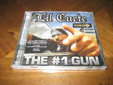 Chicano Rap CD & DVD Lil Cuete - The #1 Gun - Bizzy Bone Fingazz Lil Gato KOZME