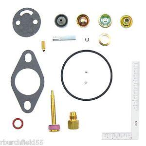 Walker Products 15401 Carburetor Repair Kit (C-1) JEEP (6) 1966-71