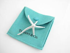 Tiffany & Co Silver Peretti Huge Starfish Brooch Retails for $490!