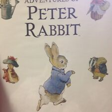 The Complete Adventures of Peter Rabbit by Beatrix Potter Hardcover book