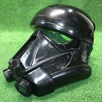 Disney Store Exclusive Darth Vader Voice Changing Mask Helmet Costume Cosplay