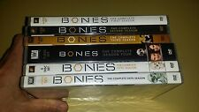 Bones COMPLETE Seasons 1 - 6 DVD