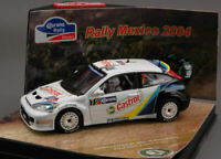 Model Car Rally Scale 1:43 Vitesse diecast Ford Focus N.7 Mexico