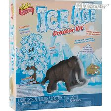 SCIENTIFIC EXPLORER ICE AGE CREATOR KIT SLYOSA510TL