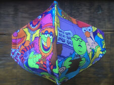 "Lovely ""Muppets"" Sesame St/Fonzi/Kermit/Miss Piggy/Gonzo Face Covering-adult"