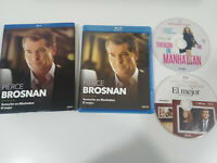 Pierce Brosnan - Tentacion en Manhattan + El Mejor - 2 x Blu-Ray Español english