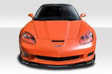 2005-2013 Chevrolet Corvette C6 Duraflex ZR1 Look Front Lip Under Spoiler 112715