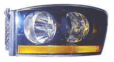 Headlight Assembly Maxzone 334-1115L-AC2 fits 2006 Dodge Ram 1500
