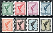 GERMANY - 1926 AIR - FULL SET - MINT  L HINGED - SCAN + PIC