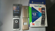 ZTE Cymbal T Cymbal-T Z353VL TracFrone 1GB RAM 8GB ROM Android Flip Phone