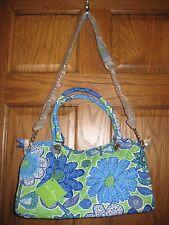 Vera Bradley Doodle Daisy Chain Bag Cross-body Handbag Purse New NWT Free