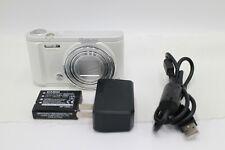 Casio EXILIM EX-ZR3600 Compact Digital Camera Optical 12x Zoom-White