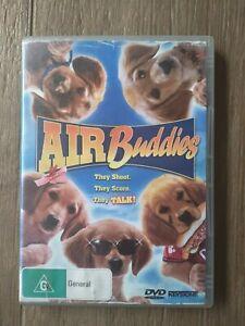 Air Buddies (DVD) X-Rental Region 4