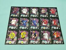 Topps Match Attax Champions League 2020/2021 alle 15 Wildcards 20/21