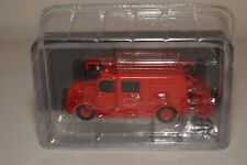 1:50 DEL PRADO 1946 FOURGON D'INCENDIE NORMALISE LAFFLY FIRE TRUCK BLISTER