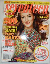 Seventeen Magazine Leighton Meester February 2011 NO ML 022315r3