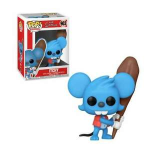Funko POP! Animation: Simpsons - Itchy