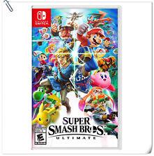 SWITCH Super Smash Bros. Ultimate Nintendo Action Games