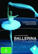 - BALLERINA by BERTRAND NORMAND DVD  (AS NEW) ALL REGIONS [OZ SELLER] NOW $23.75
