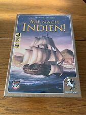 Auf Nach Indien! - Brettspiel - Deutsch Neu