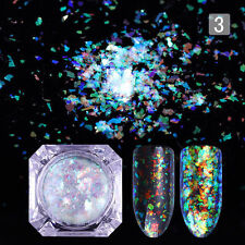 0.2g BORN PRETTY Chameleon Cloud Paillette Powder Nail Flakes Glitter Sequins #3