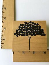 Memory Box Rubber Stamps - Floral Tree - NEW