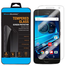 For Motorola Moto G5 Plus Premium HD [Tempered Glass] Screen Protector Film