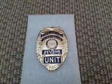 Replica Hawaii Five O New TV Series Prop Replica Badge