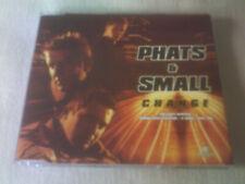 PHATS & SMALL - CHANGE - 3 MIX HOUSE CD SINGLE