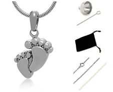 Memorial Cremation Jewelry,Pendant,Urn,Keepsake for Ashes,Cremation Jewellery 01