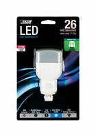 Feit Electric LED Light Bulb 800 Lumens Cool White GX24Q-3 Base 4-Pin