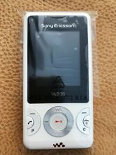 Sony Ericsson Walkman W205 - White limited Dima Bilan edition Mobile Phone